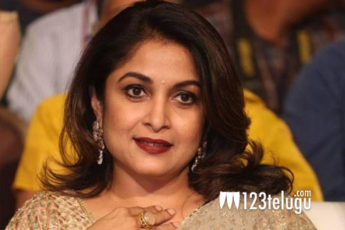 Ramya Krishna's key role in Akash Puri's Romantic