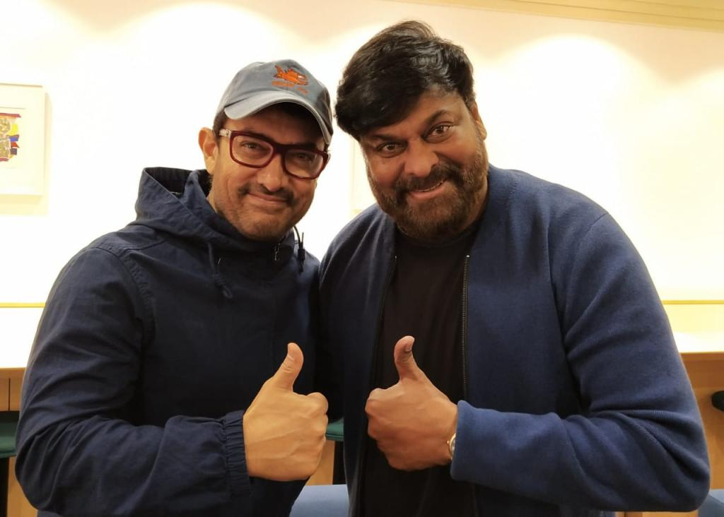 Bollywood superstar in awe of Chiranjeevi