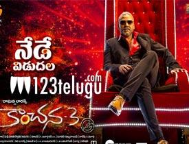 Kanchana 3 movie review