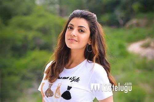 Has Kajal walked out of Bharatheeyudu 2? The actress responds