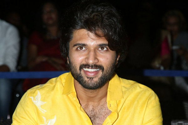Vijay Deverakonda's sports drama to resume soon