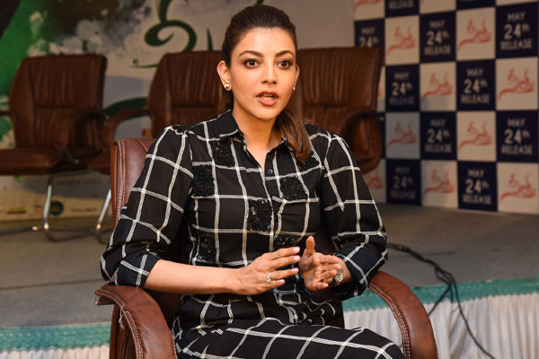 Kajal to team up with this star hero after 7 years?