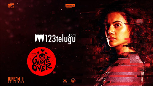 Is she the first choice for Game Over? | 123telugu.com