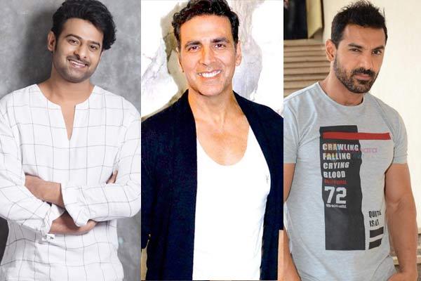 Bollywood trade prediction: Advantage Prabhas over Akshay & John | 123telugu.com
