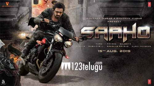 Saaho's new schedule begins in this picturesque European city | 123telugu.com