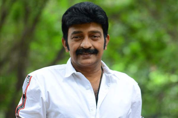 Has Rajasekhar walked out of this project?