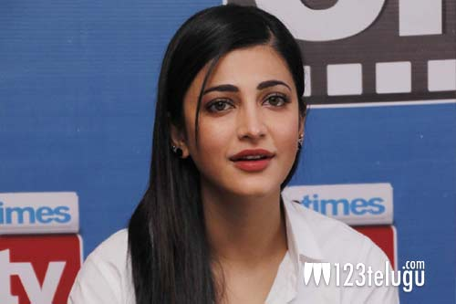 Shruti opens up about her first music album