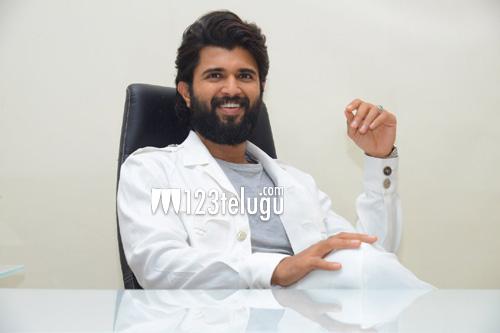 Interview Vijay Devarakonda- My chemistry with Rashmika will be the hi