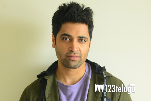 Adivi Sesh excited about his ambitious project