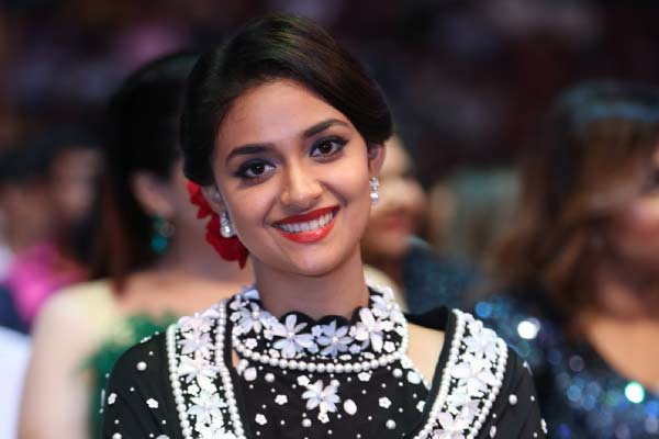 Unique feat: Keerthy Suresh to reprise her mother's role in a crazy remake
