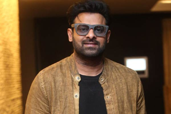 Prabhas to lose more weight