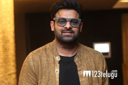 Prabhas starts making key corrections