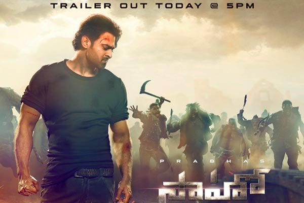 Saaho mania heats up in twin states