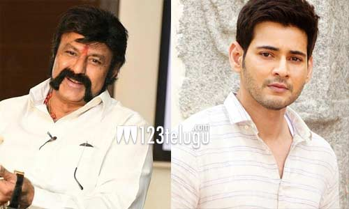 Mahesh doing senior hero's project?