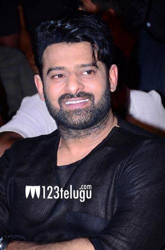 My producers sacrificed 100 crore profit and made Saaho: Prabhas