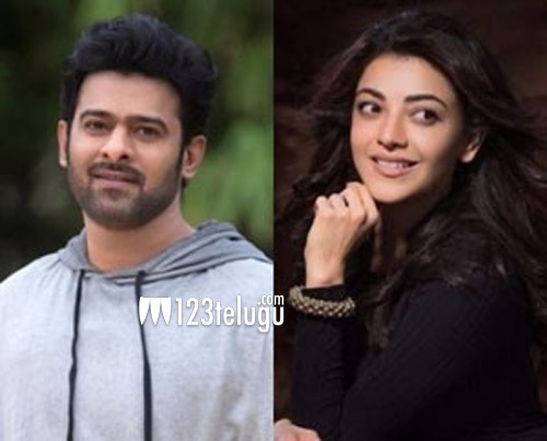 Revealed-How Kajal missed romancing Prabhas in Saaho