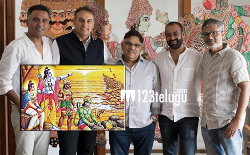 Director of Rs 500 Cr Ramayan quashes latest rumors