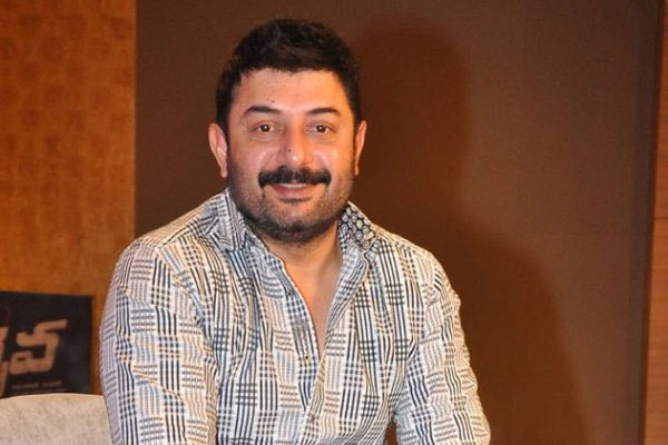 Arvind Swamy's MGR look from Jayalalitha biopic to be out tomorrow