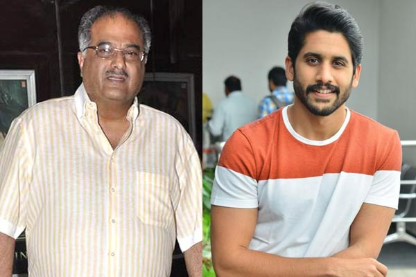 After Kollywood, Boney Kapoor to foray into Tollywood with Chay's film