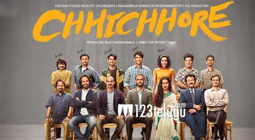 Shraddha Kapoor, Naveen Polishetty's Chhichhore aims 100 Cr club