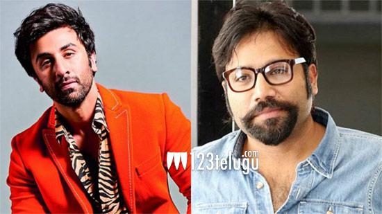 Interesting title for Sandeep Reddy Vanga's next with Ranbir Kapoor