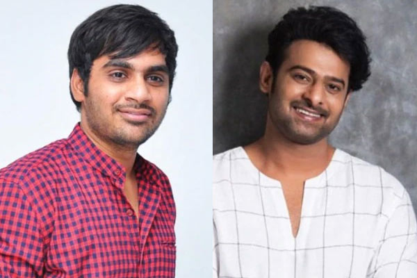 Amid intense criticism, Sujeeth gets Prabhas' support