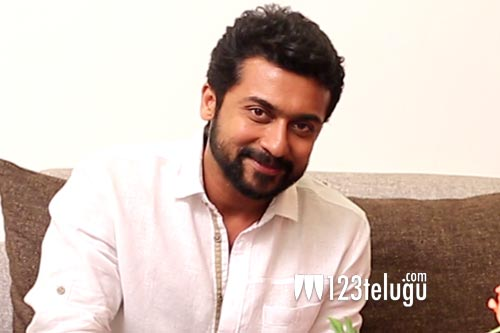 Suriya in talks for a crazy multi-starrer?
