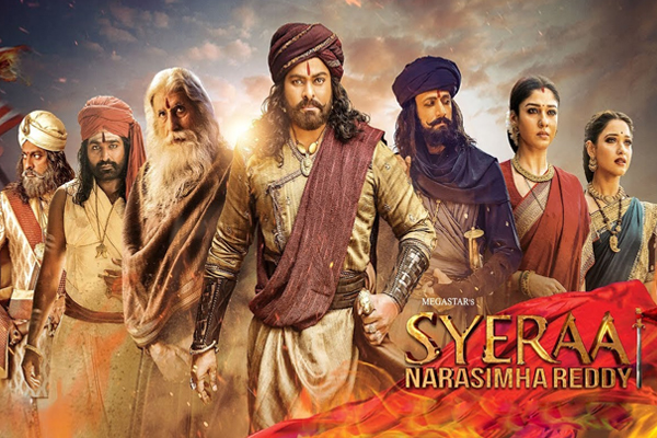Noted channel bags Sye Raa for a bomb