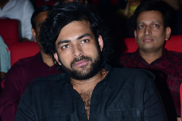 Acting in a mass film for the first time is exhilarating: Varun Tej