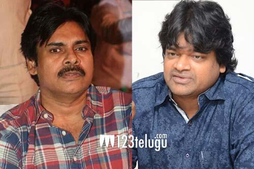Harish Shankar penning a powerful role for Pawan Kalyan