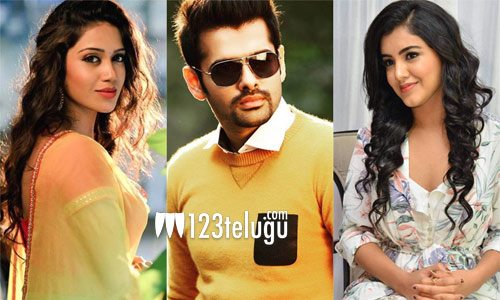 Two leading ladies for Ram Pothineni