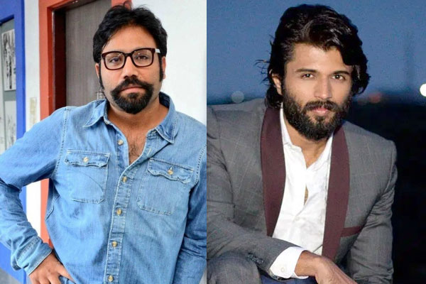 Arjun Reddy combo to repeat again?
