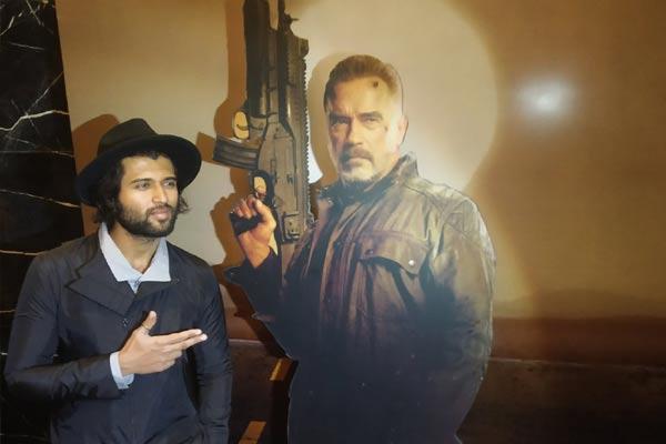 Stars like Prabhas should feature in Terminator series – Vijay Devarakonda