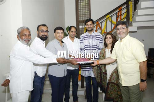 Hilarious title for Dil Raju-Krish's maiden production