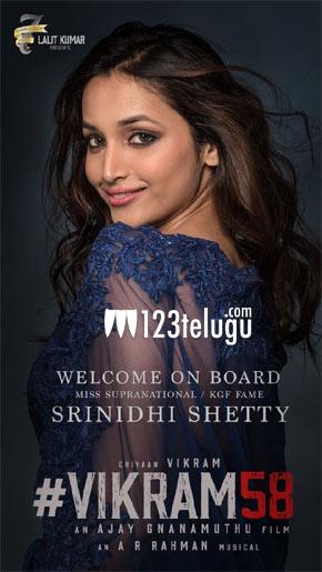KGF actress Srinidhi Shetty signs a biggie