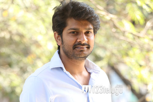 Vangaveeti and George Reddy actor signs a crazy project