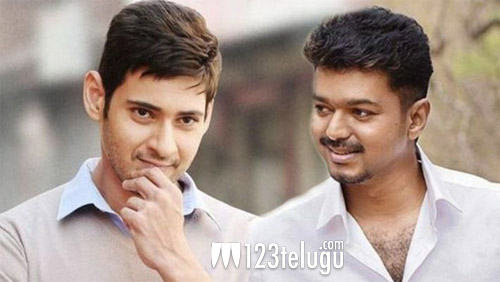 Mahesh and Vijay are the only South heroes to achieve this feat
