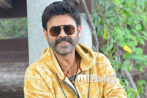 Venkatesh puts young director's film aside for now?
