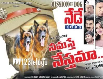 Namaste Nestama movie review