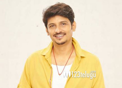 Jiiva opens up about playing veteran cricketer