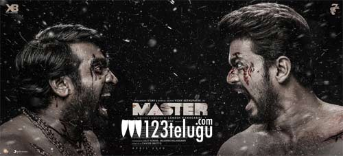 Master takes Vijay Sethupathi's craze higher in Telugu states