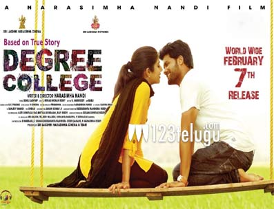 DegreeCollege movie review