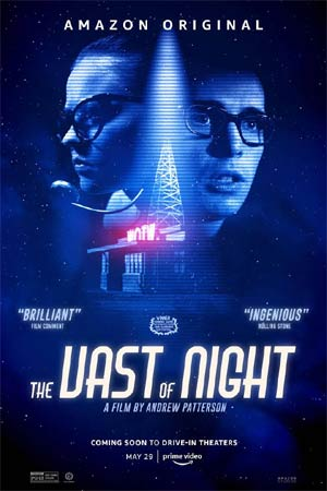 How 'The Vast of Night' Builds Tension ...