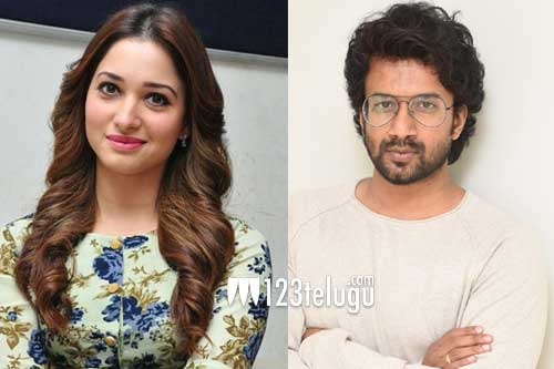 Latest- Has Tamannah-Satyadev film been shelved?