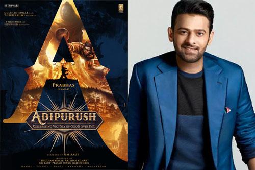 Prabhas joins Adipurush sets for one last time