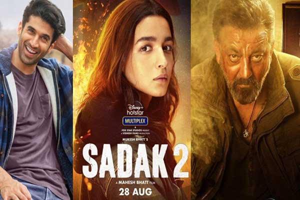 Sadak 2 Hindi Movie Review 123telugu Com