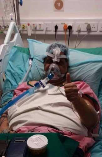Latest update on SP Balasubramaniam's health | 123telugu.com