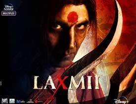 Laxmii Hindhi Movie Review