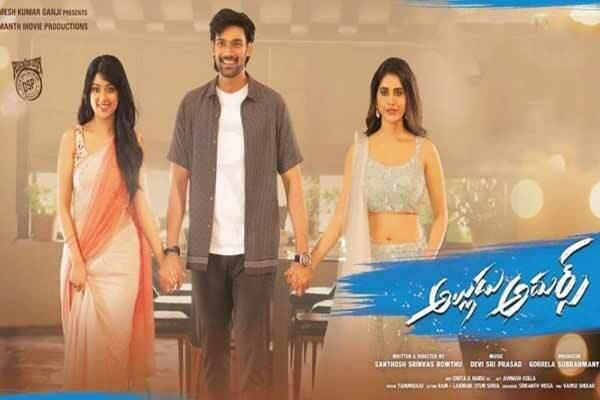 Alludu Adhurs Telugu Movie Review | 123telugu.com