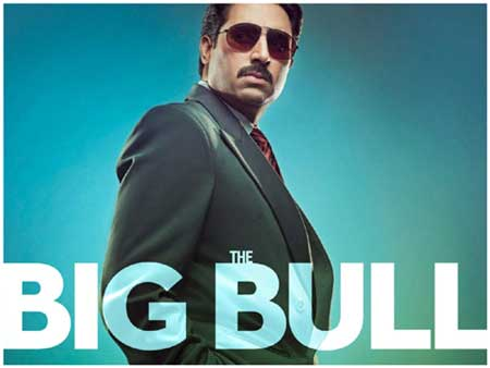 Abhishek Bachchan's The Big Bull to be premiered this month?